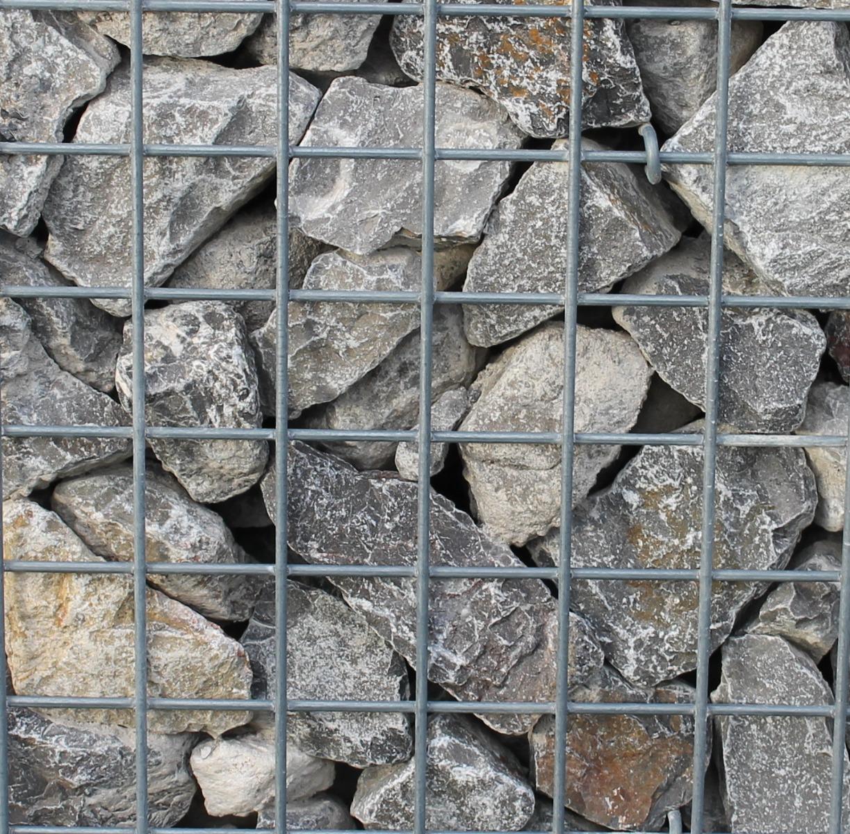 Ardennen grau Bruchsteine