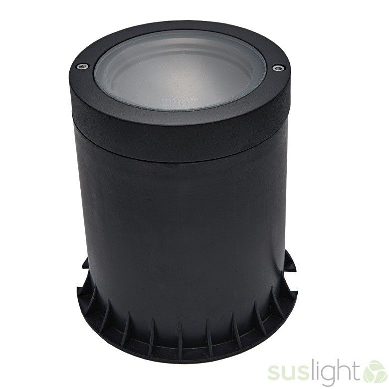 LED Bodenspot Sus Big Sun 24V 9.0Watt