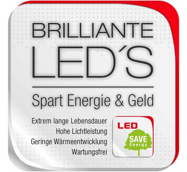 Brilliante LEDS