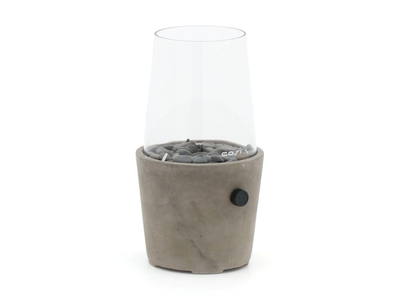 Cosiscoop Tischkamin aus Zement