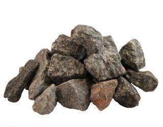 Norwegen Granit Bruchsteine 31-50mm