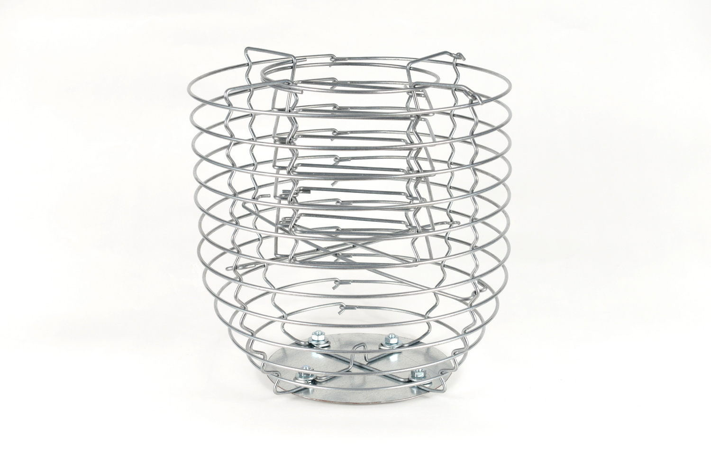Design Gabionen Vase
