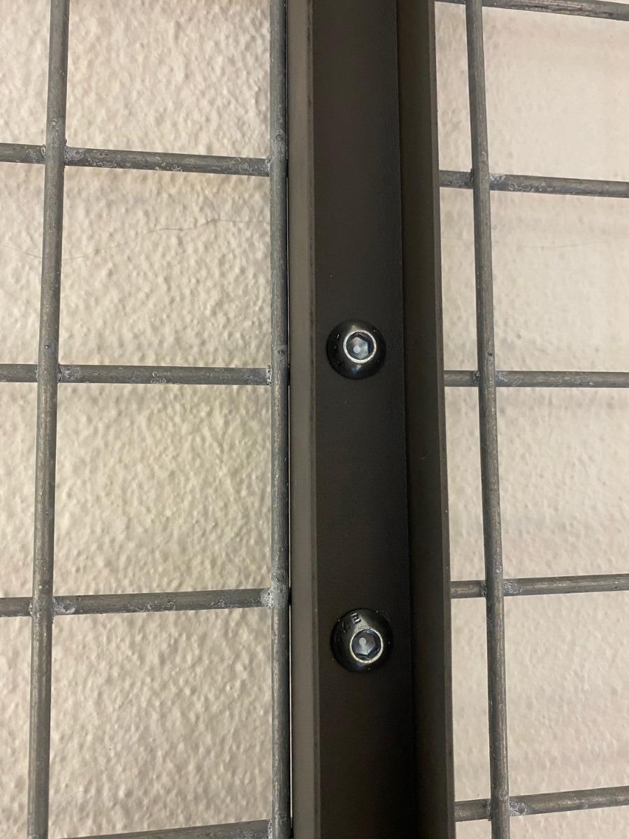 Gabionen Verbinder U-Profil aussen