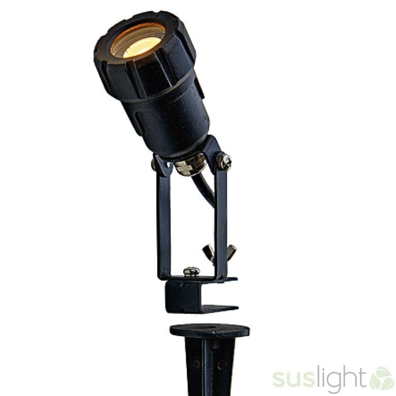 LED Spot Sus Small Tops 1,4W - 24V + Bodenspitze