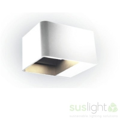 Sus Square White - 24V 4.0Watt
